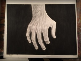 Hand study number 2